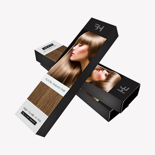 Hair Extension Packaging 2